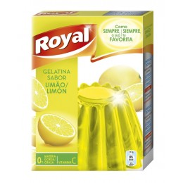 Gelatina Royal Limón