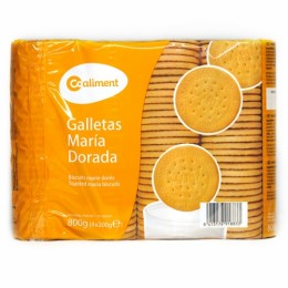 Galletas Maria Dorada Coaliment