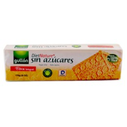 Galletas Gullon Fibra S/A Diet Nature