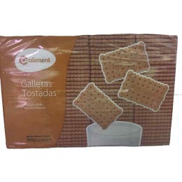 Galletas Tostadas Coaliment