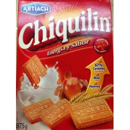 Galletas Artiach Chiquilin 875g