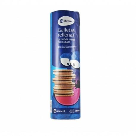 Galletas Rellenas de Chocolate Coaliment