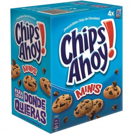 Galletas Chips Ahoy Mini