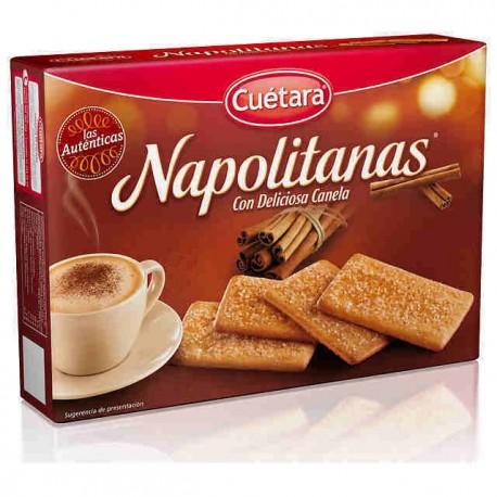 Galletas Cuetara Napolitana