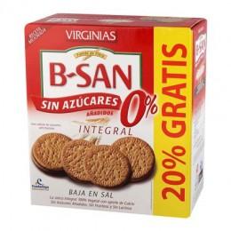 Galletas Virginias B-San Sin azucar