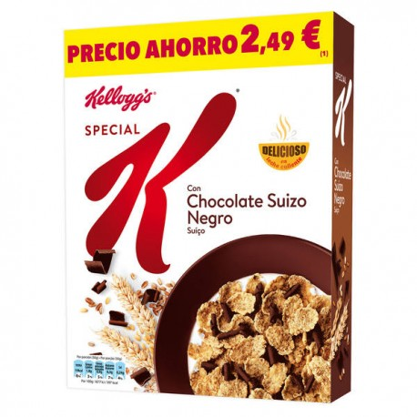 Cereales Kellogg's Special K Chocolate Negro