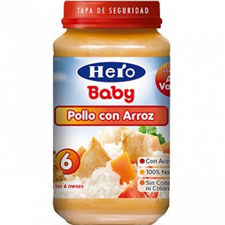 Hero Baby Pollo-Arroz