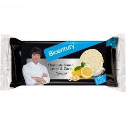 Tort. Bicentury Arroz-chocolate Blanco Limón 132grs