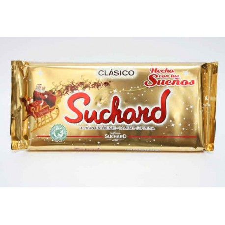 Turrón Chocolate Suchard 260grs