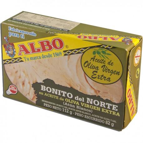 Bonito Albo Aceite Oliva Virgen Pack 3 latas