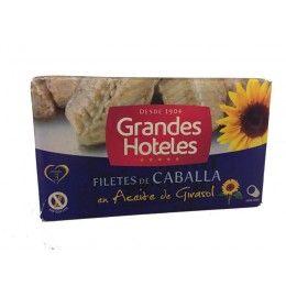 Filetes Caballa G.Hotels 88grs