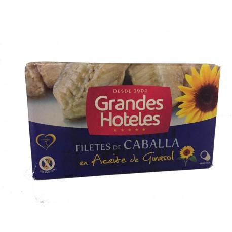 Filetes Caballa G.Hotels 88grs