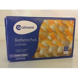 Berberechos Coaliment 30/40 piezas