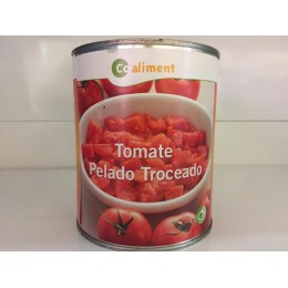 Tomate Cubitos Nat. Coaliment 780gr