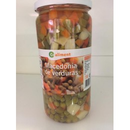 Macedonia Verduras Coaliment 660grs