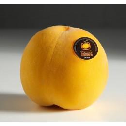 Melocotón amarillo de Calanda 500 gr.
