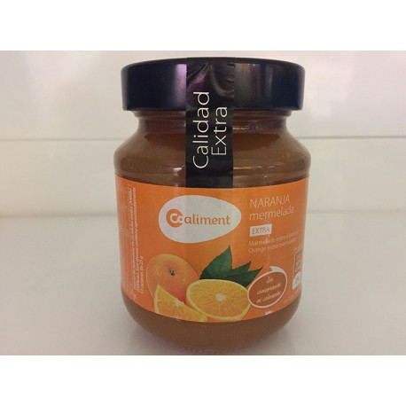 Mermelada Naranja Amarga Coaliment fco. 340gr