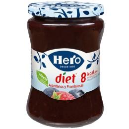 Confitura Hero Diet Arándanos fco. 280gr