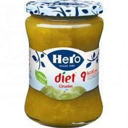 Confitura Hero Diet Ciruela fco. 280gr