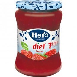 Confitura Hero Diet Fresa fco. 280gr