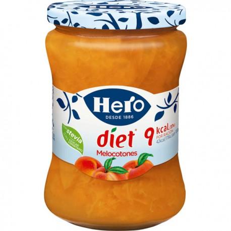 Confitura Hero Diet Melocotón fco. 280gr