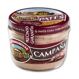 Paté Tarradellas Campaña 125gr