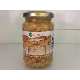 Garbanzos Coaliment fco. 345gr