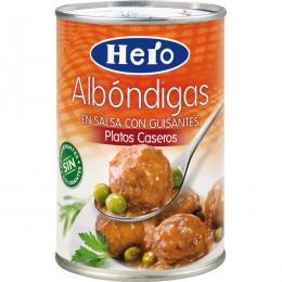 Albondigas Hero 430grs
