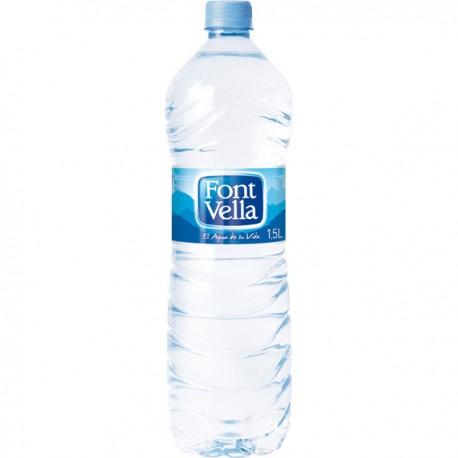 Agua Fontvella 1.5l