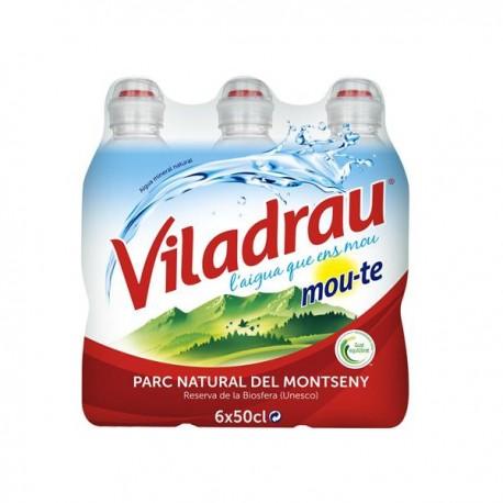 Agua de Viladrau 50cl pack 6u Sport