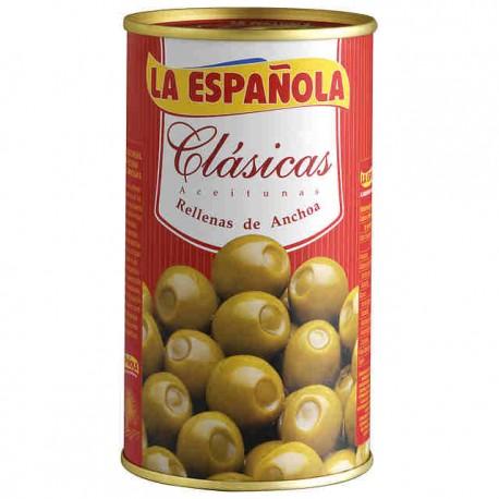 Aceitunas La Española Rellenas Familiar