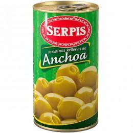 Aceitunas Serpis Rellenas Normal 350grs