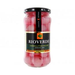 Cebollitas rojas Rioverde Fco. 345gr