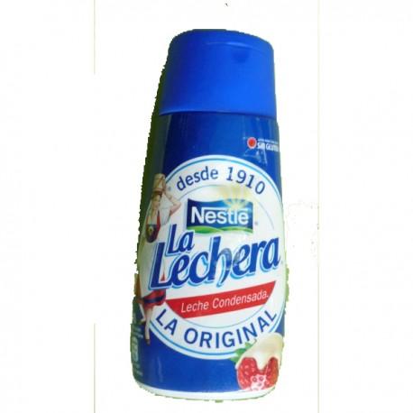 Leche condensada La Lechera plástico 450 grs