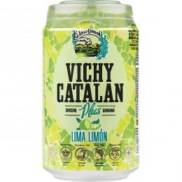 Agua con Gas Vichy Catalan lata 33cl