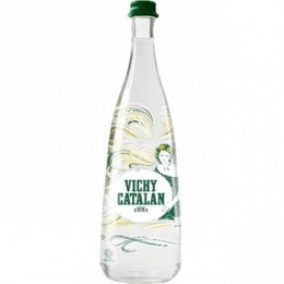 Agua con Gas Vichy Catalan Pet 1,20l