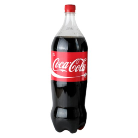 Coca-cola Botella 2l