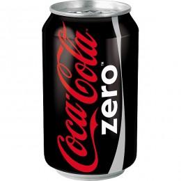 Coca-cola Zero Lata 33cl