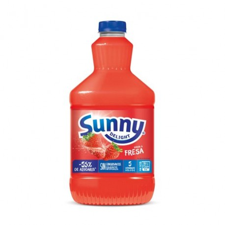 Sunny Delight Fresa 1,25l