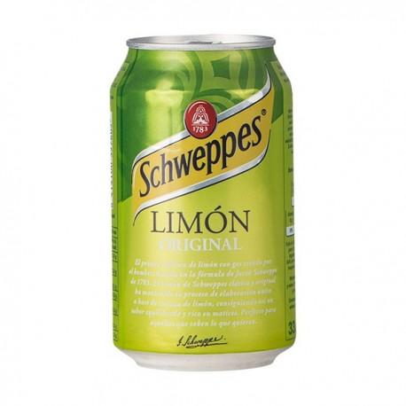 Limón Schweppes Lata 33cl