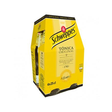 Tonica Schweppes Pack 4u