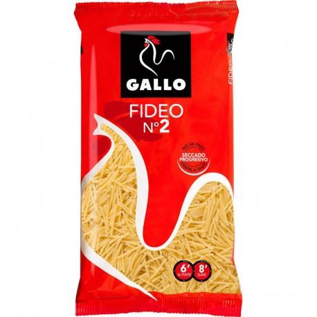 Pasta Gallo Fideo n. 0