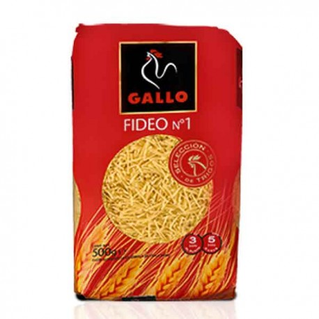 Pasta Gallo Fideo n. 1