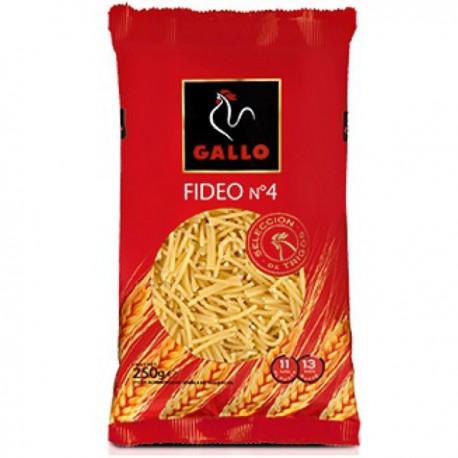 Pasta Gallo Fideo n. 4