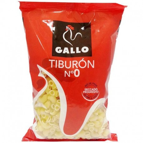 Pasta Gallo Tiburón n. 0