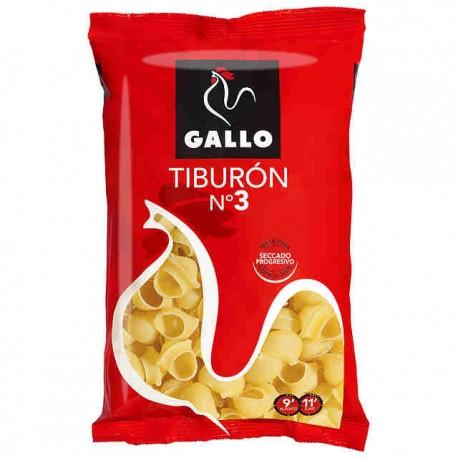 Pasta Gallo Tiburón n. 3 Galet