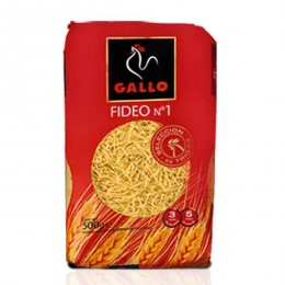 Pasta Gallo Fideo n. 1 500 g.