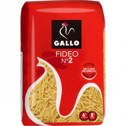 Pasta Gallo Fideo n. 2 500 g.