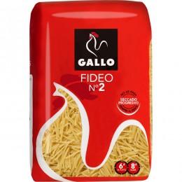 Pasta Gallo Fideo n. 2 500 g.
