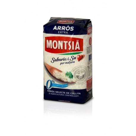 Arroz Montsià Extra 1kg